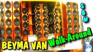 HUGE Wall Of Speakers | LOUDEST Mids & Highs EVER w/ OVER 200,000 WATTS RMS POWER