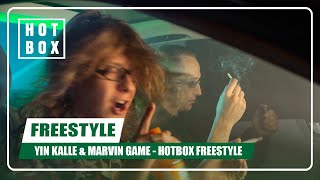Yin Kalle & Marvin Game - Hotbox Freestyle (prod. by J6cket) | @HOTBOX