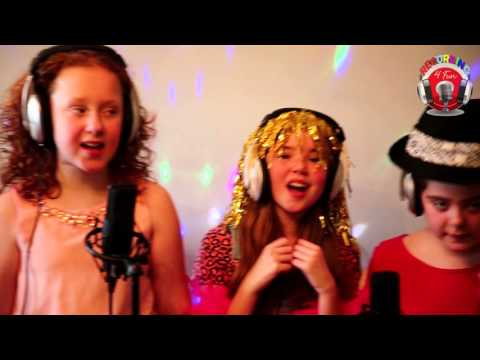 Black Magic - Grace's Popstar Party 9th January 2016