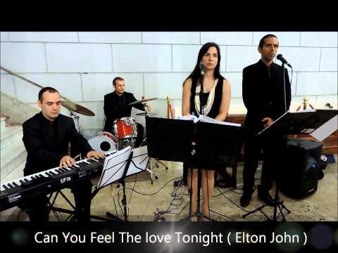 Grupo 4 Atos- Con Te Partirò  &  Can You Feel The Love Tonight
