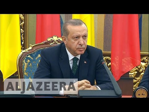 Erdogan: US visa suspension decision is 'upsetting'