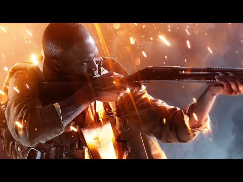 Battlefield 1 Apocalypse: 5 Minutes of Conquest Gameplay On River Somme