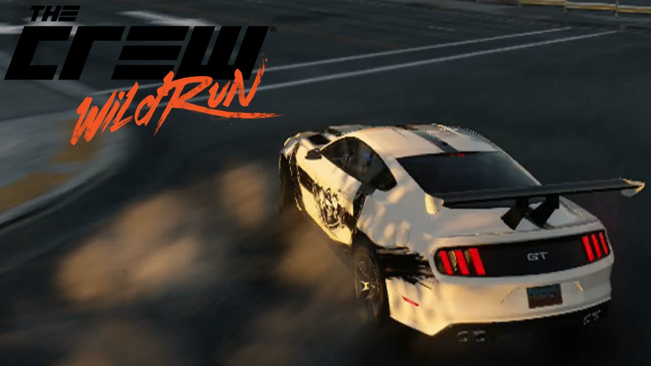 The Crew Wild Run Drift Spec 2015 Ford Mustang Youtube Gt Specs