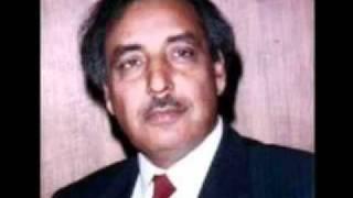 O Rabba kithe soon gaya ein  Anayat Hussain Bhatti