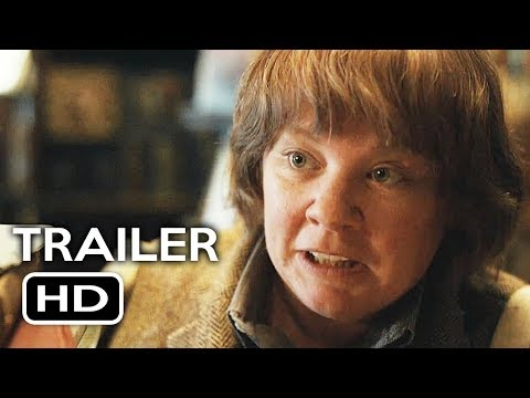 Can You Ever Forgive Me? Official Trailer #1 (2018) Melissa McCarthy Biography Movie HD streaming vf