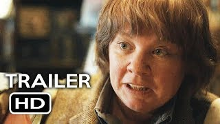 Can You Ever Forgive Me? Official Trailer #1 (2018) Melissa McCarthy Biography Movie HD
