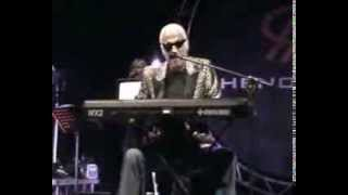 Teo Teocoli in Ray Charles