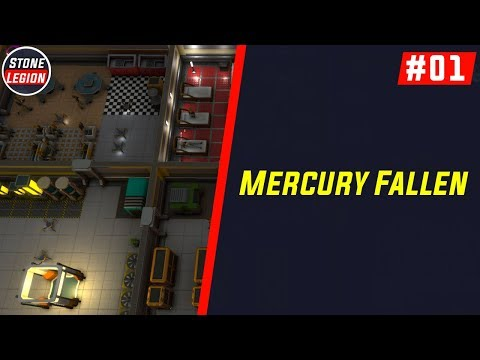 Mercury Fallen - Part 1 - Getting Started & Basic Tutorial