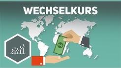Der Wechselkurs - Grundbegriffe der Wirtschaft ● Gehe auf SIMPLECLUB.DE/GO & werde #EinserSchüler