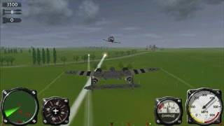 Air Conflicts: Aces of World War II Sony PSP Gameplay -