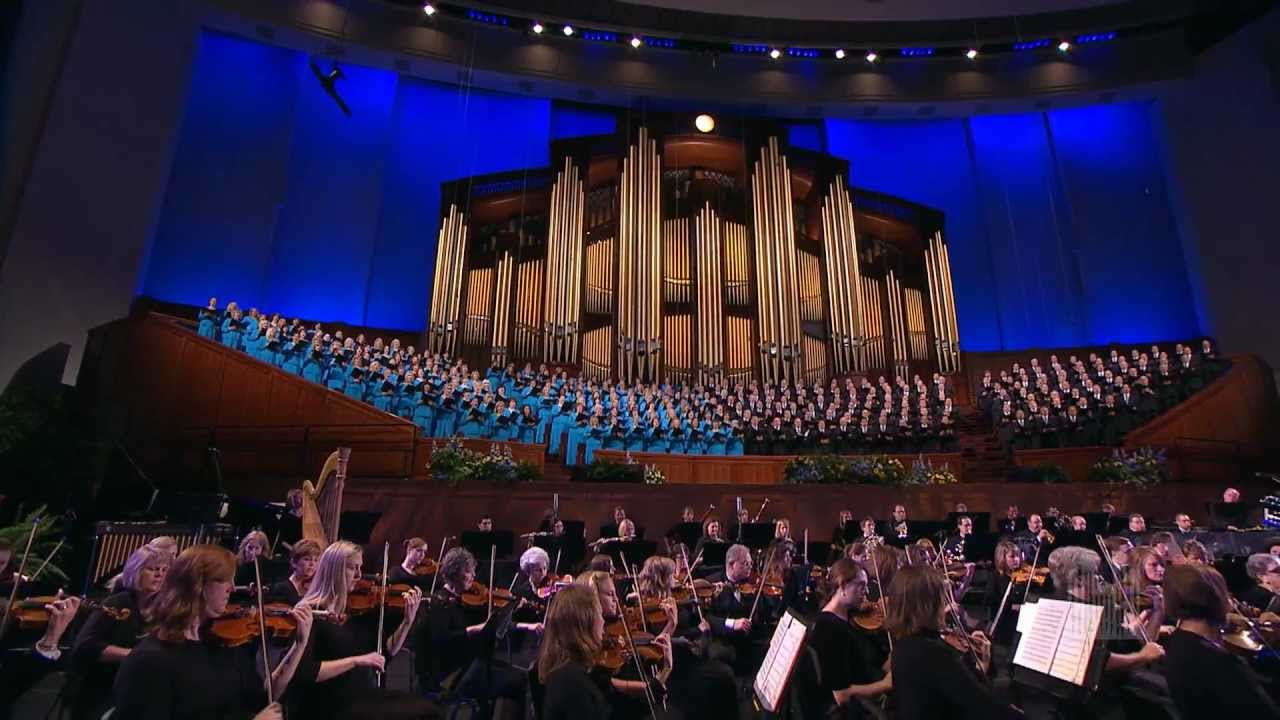 Hallelujah, from Christ on the Mount of Olives - Mormon Tabernacle ...