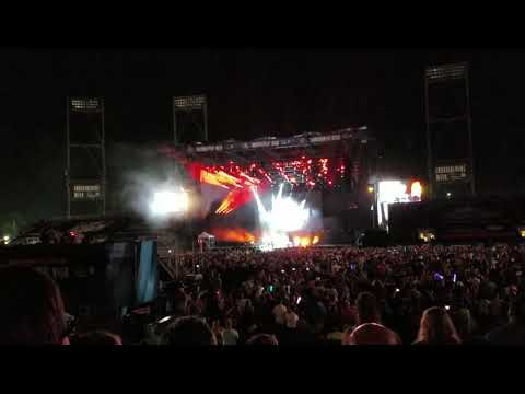 Imagine Dragons -8/4/19  Football Hall of Fame Show - Mouth of the River