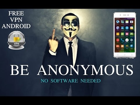 [VPN] - BE ANONYMOUS on ANROID – No app needed – VPNBOOK | $$007