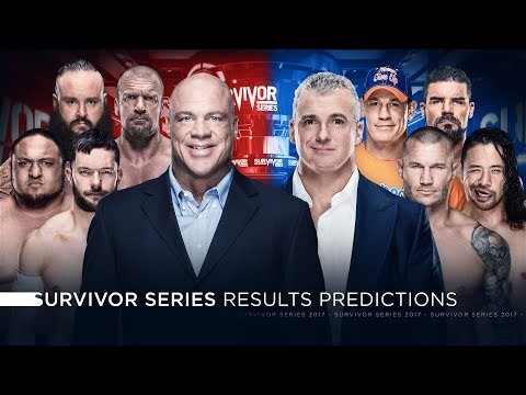 WWE Survivor Series 2017 - Results...