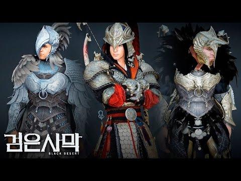 black desert online warrior gear guide