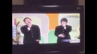 NHKのど自慢 茨城県神栖市 コブクロ 轍 わだち 高校生 歌ってみた カバ...