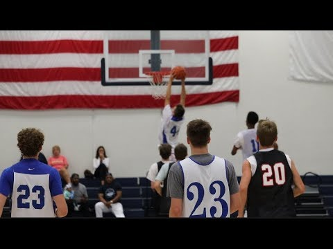 Highlights Glenbard South High School vs Batavia High School Boys Basketball at Addison Trail