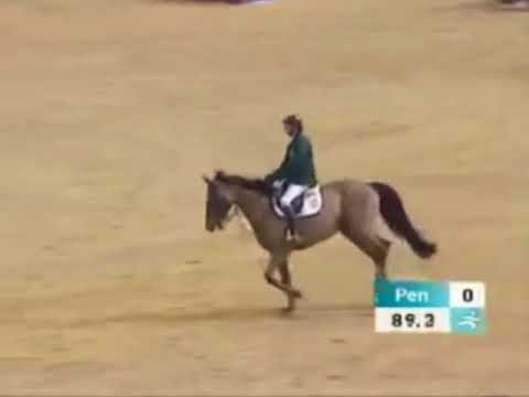 Abdullah & Hugo - Doha 2006 Asian Games ( 145 cm ) 2nd Round