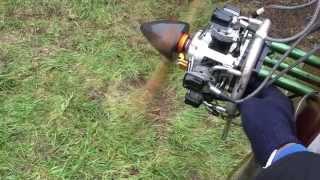P-H FS-400 AR Engine Gas Conversion