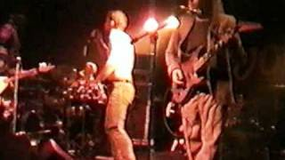 THUNDERPIG Pretty Vacant LIVE