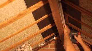 Duurzaam Bouwloket - Isoleren schuin dak aan de binnenkant