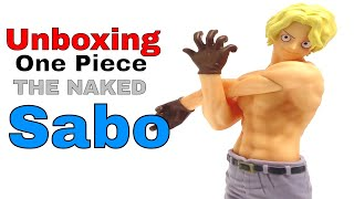 #Unboxing #ONEPIECE Sabo THE NAKED  2017 One PIece Body Calendar Vol 3