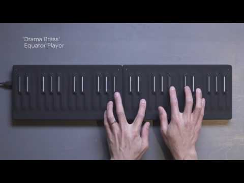 Equator Player: Bring your BLOCKS into your studio