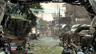 Titan Fall PC Open Beta Assassin and Titan Gameplay 4k Resolution