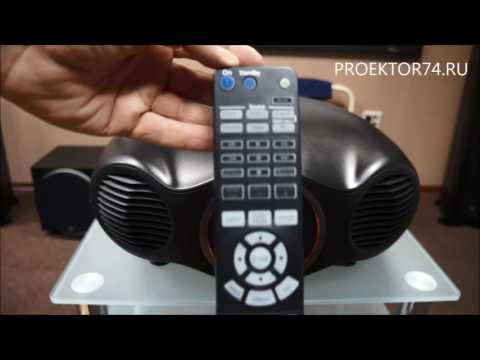 Обзор проектора для домашнего кинотеатра Epson EH-LS10000