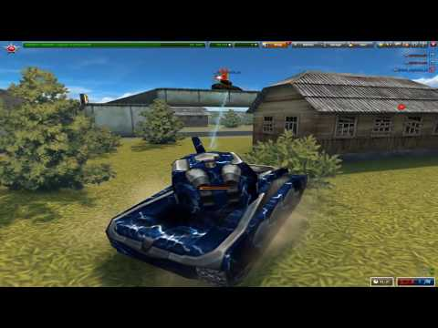 Credit Vs BigTanks 1-1 XP (Garder/Short Bridge) -Epic Games
