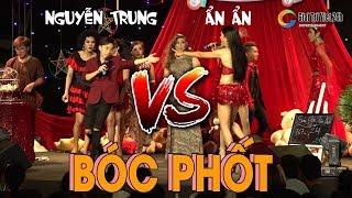 """Lô tô show: Nguyễn Trung, Ẩn Ẩn kêu số hất nhây """"bóc phốt"""" lẫn nhau """"lộ"""" những bí mật động trời nhất"""