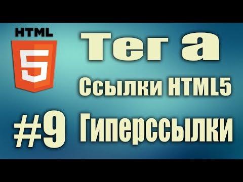Как вставить ссылку на видео в html