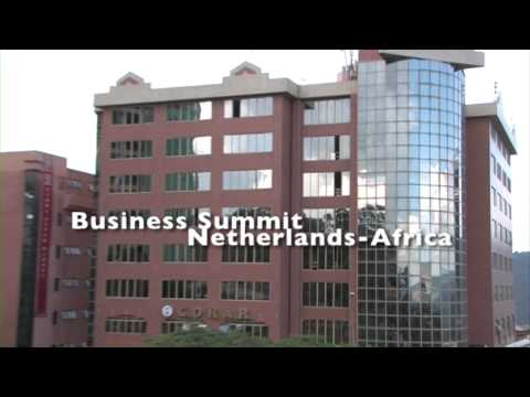 Business Summit Netherlands-Africa