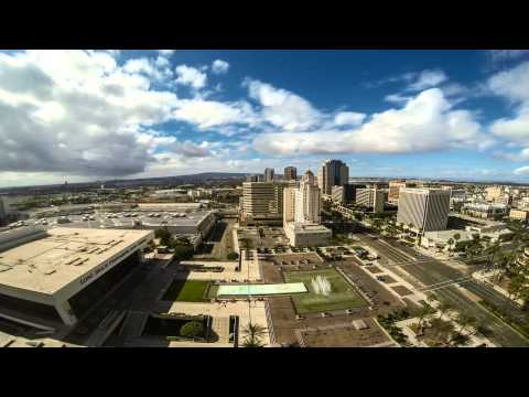 A Time Lapse of Long Beach, California
