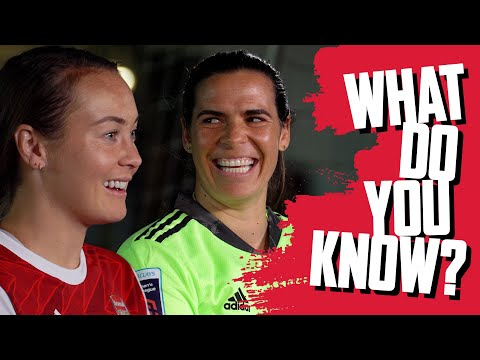 🇦🇺 AN AUSSIE SPECIAL | Lydia Williams v Caitlin Foord | What Do You Know?