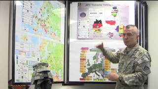 Connected Training Initiative,  Colonel John G Norris, Commander U.S. Army Europe Joint Multinationa