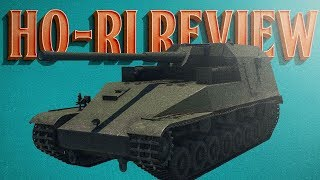 Type 5 Ho-Ri Production Review & Guide - War Thunder