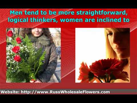 women are like flowers