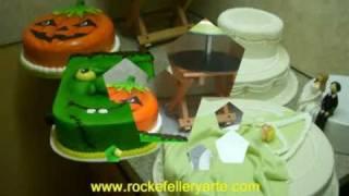 Decoracion de Tortas Cursos por videoconferencia Luis Agredo Mendivelso
