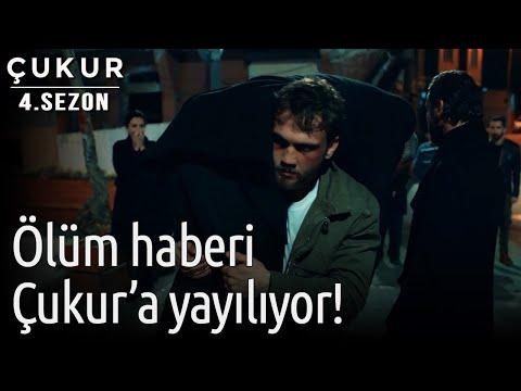 Çukur 4.Sezon 35.Bölüm - Ölüm Haberi Çukur'a Yayılıyor!