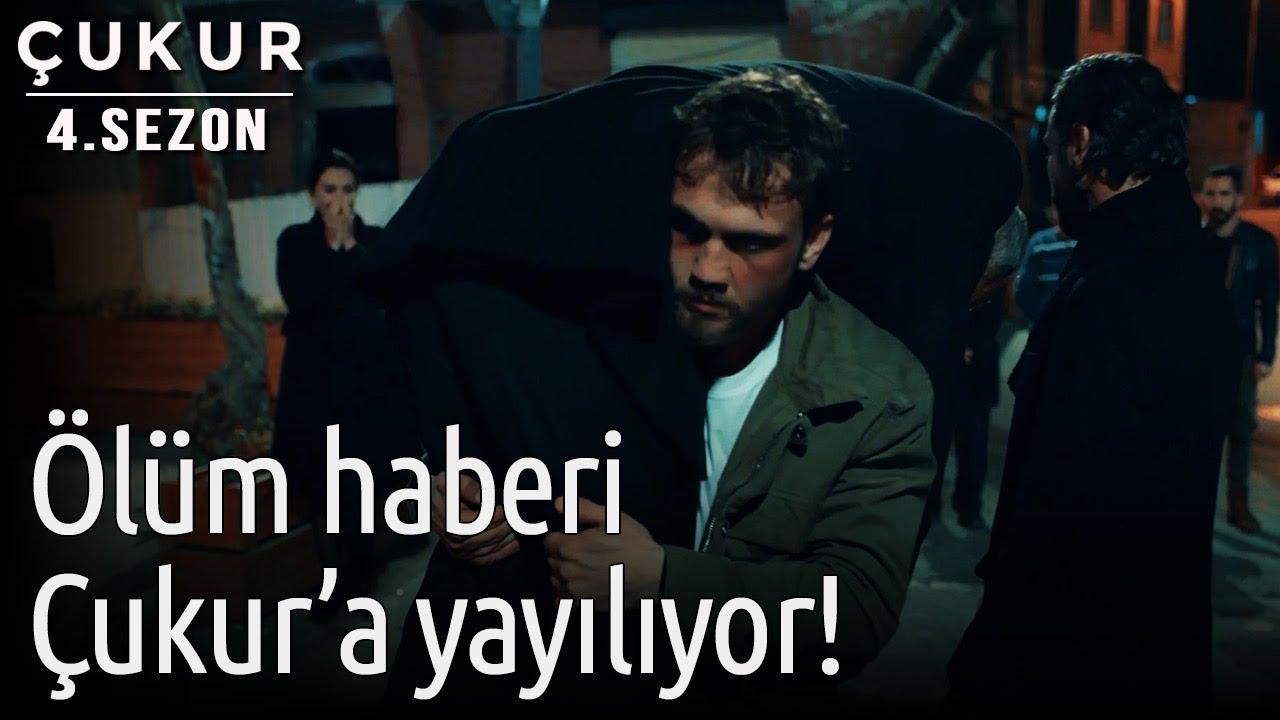Çukur 4.Sezon 35.Bölüm – Ölüm Haberi Çukur'a Yayılıyor!