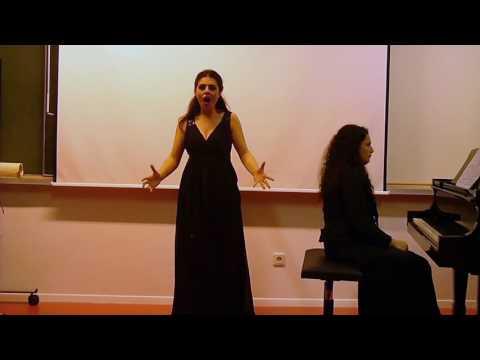 Defne Aydın - Anna Bolena- '' Piangete Voi ?''  -Gaetano Donizetti-