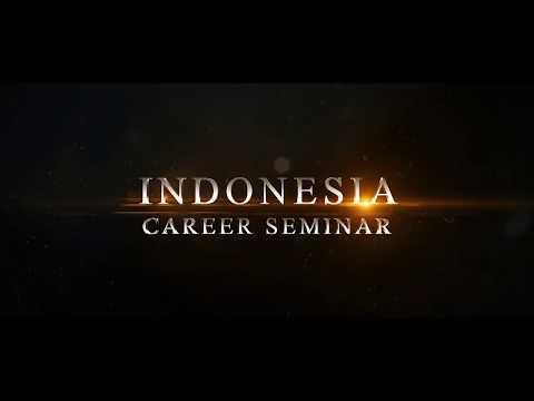 INDONESIA CAREER SEMINAR JAKARTA DESEMBER 2017
