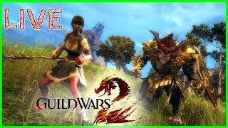 Guild Wars 2 - Ne ganz entspannte Erkundungstour! German Let´s Play | Gameplay GW2