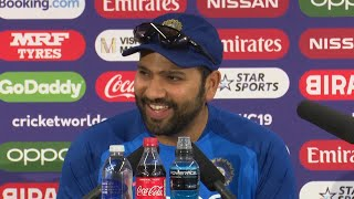 It's always going to be like that: Rohit on India vs Pakistan match hype