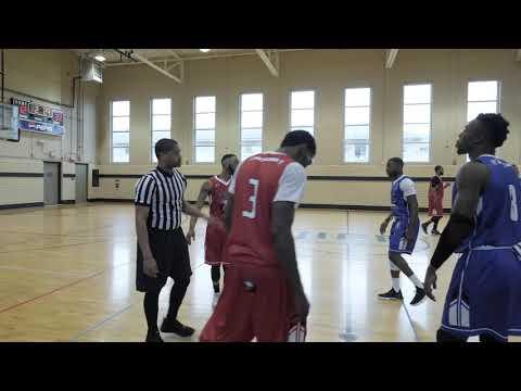 2018 CBA Season (4/15/18) - FULL GAME: Memphis 103   Jackson 99