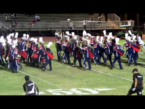 Copy of MIRAMAR HIGH SCHOOL PATRIOTS BAND DANCE ROUTINE