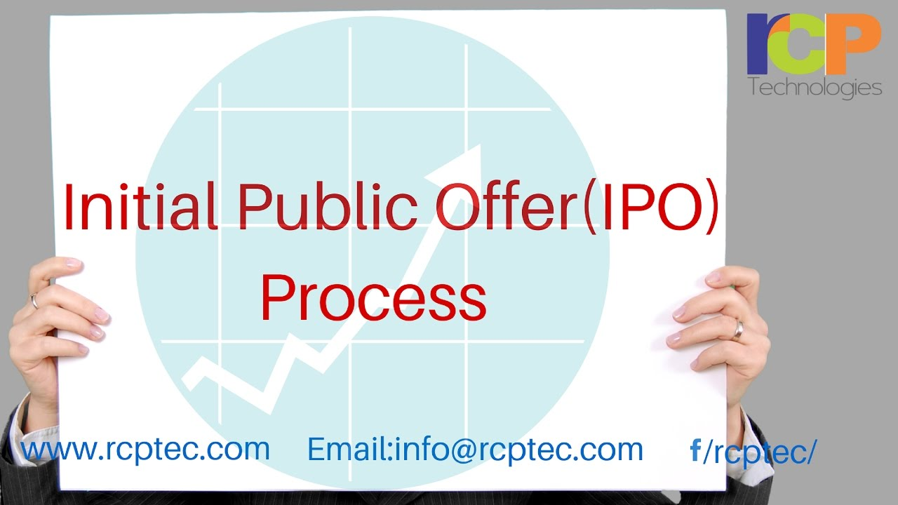 Offer for sale vs ipo