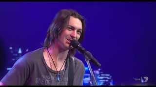 On Stage - Jonny Taylor - Telethon 2015
