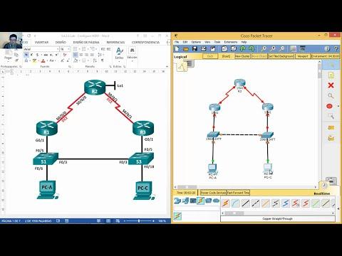 4.3.3.4 - 3.4.2.4 Lab - Configure HSRP